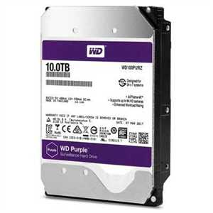 Ổ cứng WD-Purpple 10Tb