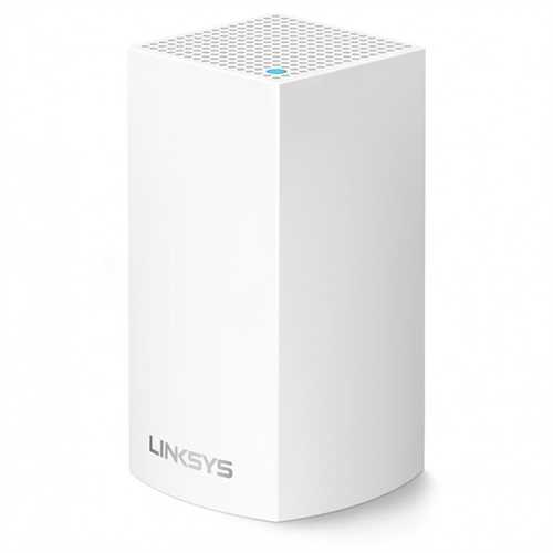 WiFi Linksys Velop Intelligent Mesh System WHW0101 - 1 Pack - AC1300